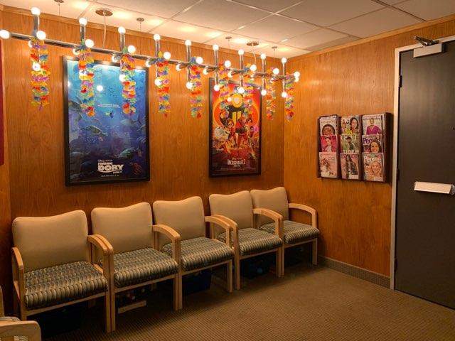 Waiting Room Robert H. Iezman, DDS Orthodontics North Berkeley South Berkeley CA